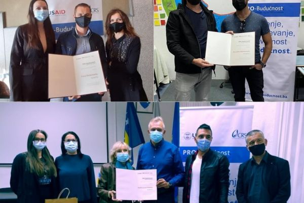 Ovo su heroji pomirenja: Priznanja idu u Domaljevac-Šamac, Sanski Most i Kladanj!