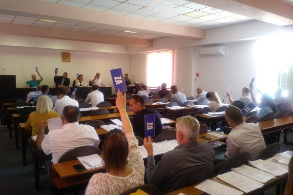 Skupština Kantona 10/HBŽ jednoglasno usvojila Platformu za mir