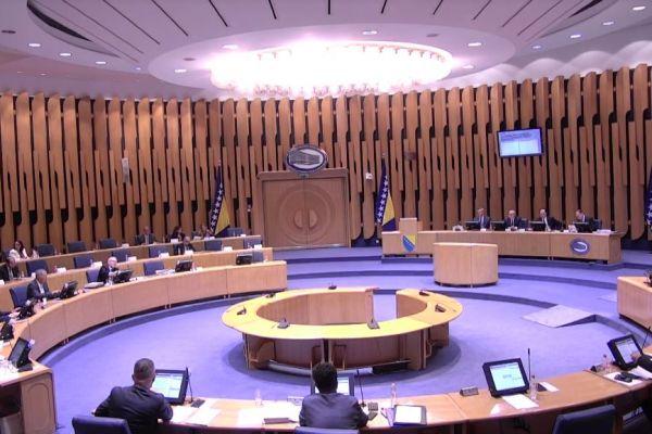 "PODSTREK IZGRADNJI BOLJEG I STABILNIJEG DRUŠTVA: Dom naroda PS BiH bez glasa protiv usvojio ""Platformu za mir"""