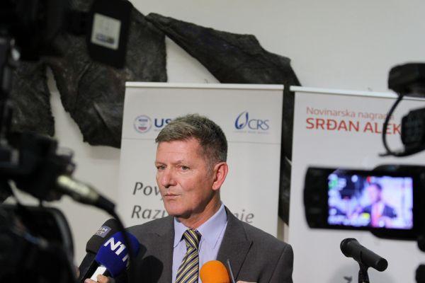 "Raspisan konkurs za novinarsku nagradu ""Srđan Aleksić"""