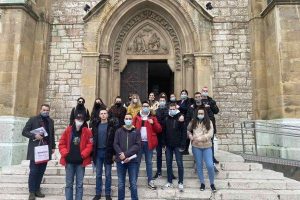 Obrazovanje za mir: Posjeta sakralnim objektima u Sarajevu