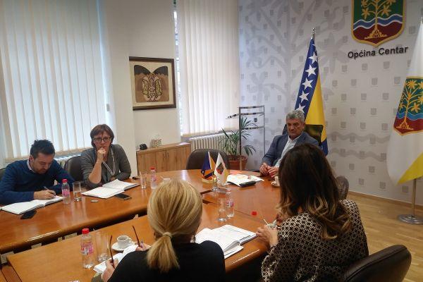 """PRO-Budućnost posjetila više od 20 načelnika: Infrastrukturom """"gradimo"""" povjerenje u BiH"""