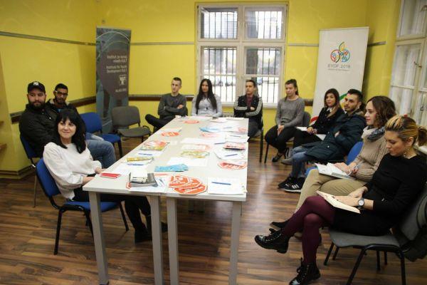 Podrška projekta PRO-Budućnost uključivanju omladinske populacije nacionalnih manjina u volontiranje na EYOF-u 2019
