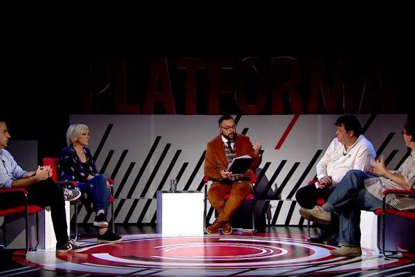 """Puhalo, Šušnjar, Đaković i Buljubašić u """"Platformi"""": Koja je uloga medija u našem društvu?"""